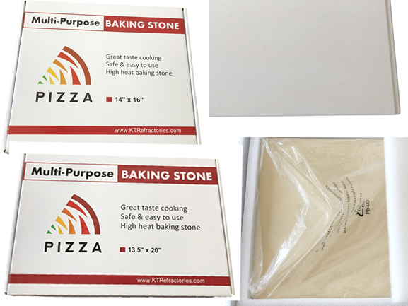 MULTI-PURPOSE BAKING PIZZA STONE