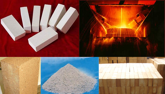 Refractory Fire Bricks and Castables