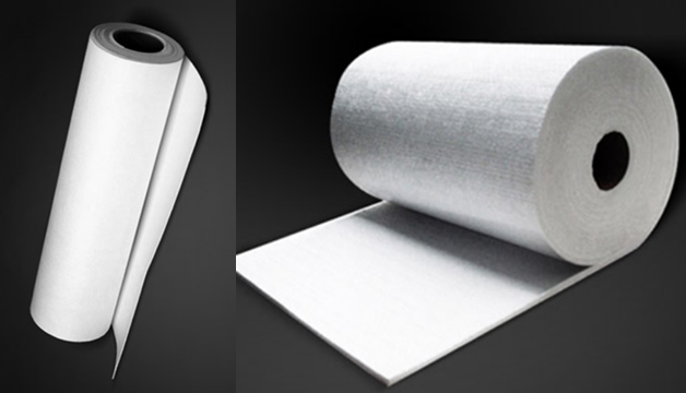 Soluble Fiber Blanket and Soluble Fiber Paper